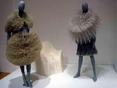 تمرینات موازی در مد و معماری - Parallel Practice in Fashion and Architecture