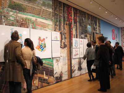 CCTVTVCC - رم کولهاس - نمایشگاه - نیویورک