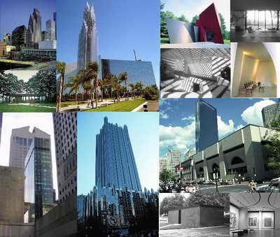 معمار و معماری - فیلیپ جانسون