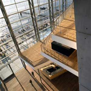 گروه معماری تری ایکس ان - بنای موسیقی