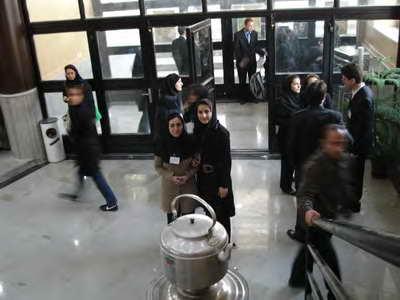 همایش هفته معماری - دانشگاه آزاد تبریز