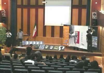 پایان نامه - کامران دهقان - دکتر ایرج اعتصام - دانشگاه آزاد تبریز