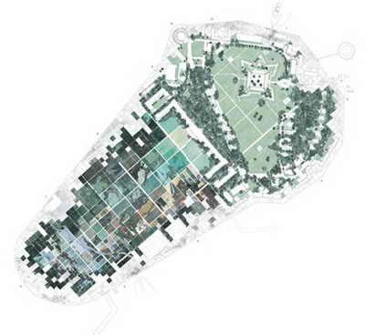 تازه های معماری - پار ک مرکزی جهان - جزیره گاورنورز