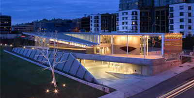 معمار و معماری - ویس - مانفردی - پارک مجسمه المپیک