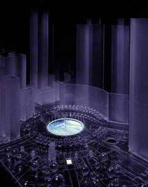 معمار و معماری - ویس - مانفردی - حلقه کلمبوس