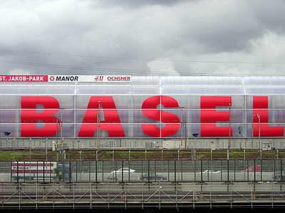 معجزه پلی مر برای هزاره جدید - ETFE - استادیوم Basel - دمورن و هرزوگ