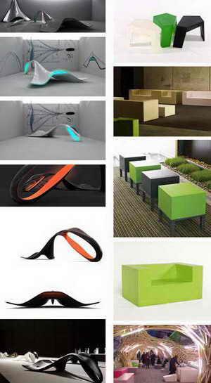 آرن کوئینز - طراح صنعتی - مبلمان