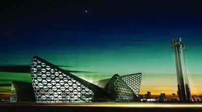گروه معماری ا.ان.ال - مرکز اتحاد اروپا