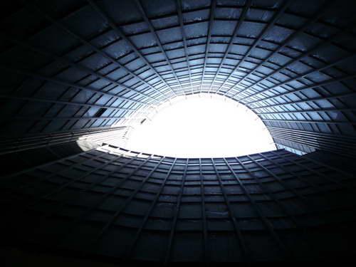 دیالوگ معماری - معماری و فضای تهی