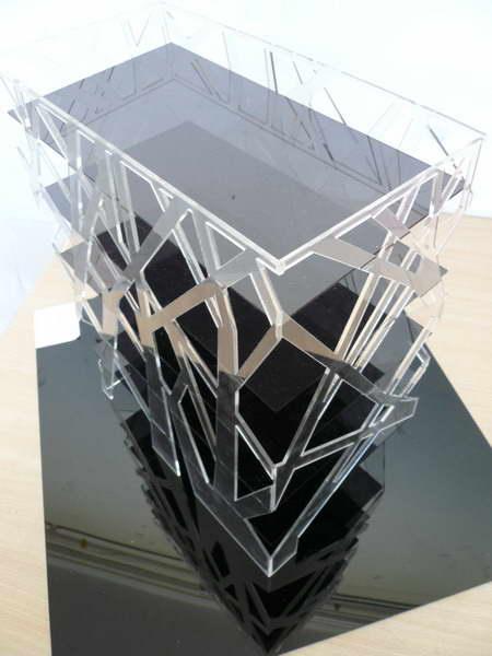 دانشگاه آزاد هریس - بیان معماری 1 - فریبا نوری