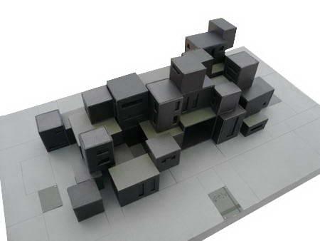 دانشگاه آزاد هریس - بیان معماری 1 - پریا جارچی