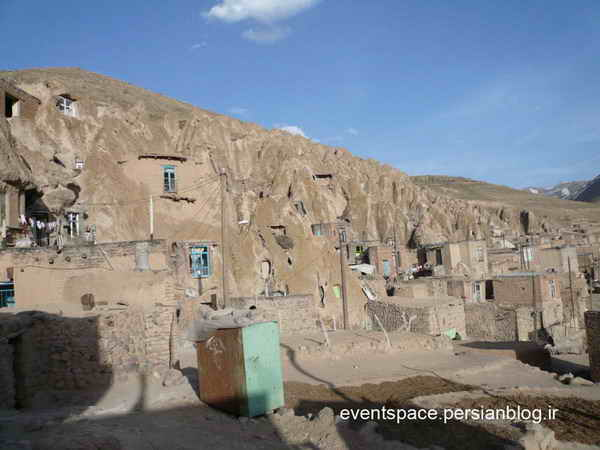 روستای تاریخی کندوان تبریز
