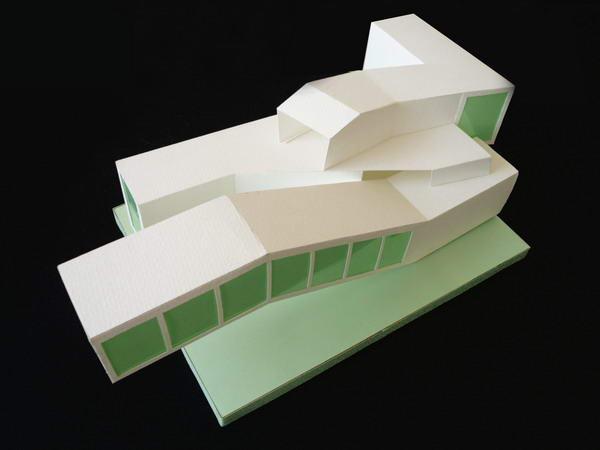 آشنایی با طراحی معماری - طراحی یک  خانه - زینب سلیمی
