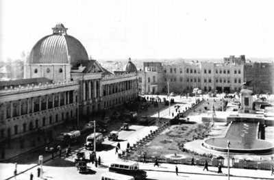 میدان توپخانه - دوره قاجار