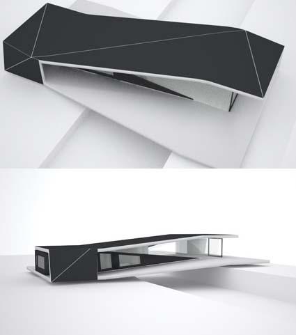 گروه معماری Leeser