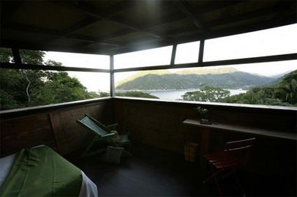 هتل های شگفت انگیز جهان - هتل جنگلی مکزیک