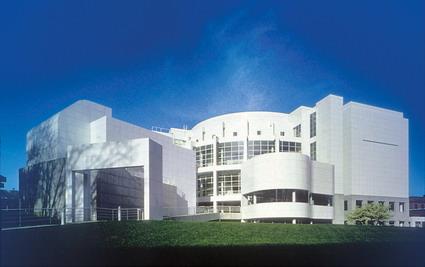 ریچارد میر - هنر و هنر معماری