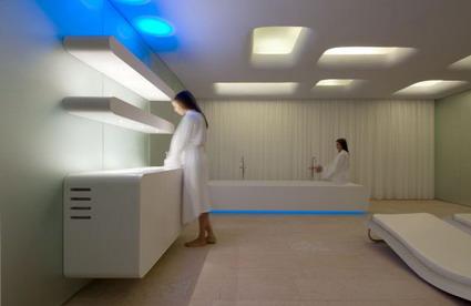 مرکز آب درمانی و سلامت