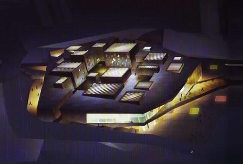 موزه ها - موزه هنر شنزن