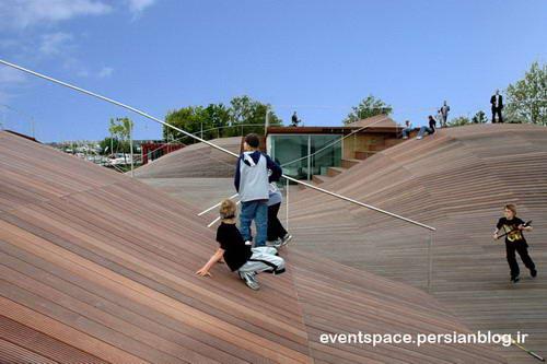 ایده و کانسپت - خانه ای با کانسپت معمارانه - Maritime Youth House - JDS Architects