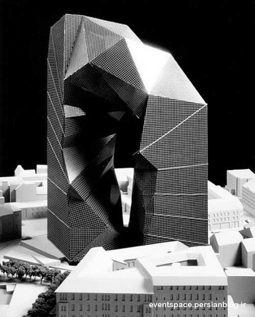Peter Eisenman - Max Reinhardt House