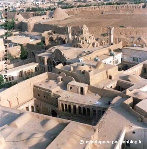 الگوهای معماری ایرانی؛ الگوی بام - Iranian Architecture Patterns