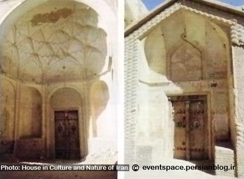 الگوهای معماری ایرانی؛ الگوی ورودی و سردر - Iranian Architecture Patterns
