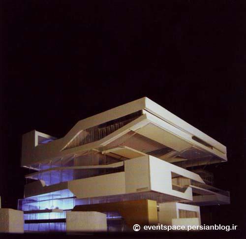 ایده و کانسپت – طراحی یک مجموعه فرهنگی - Flying City - KTNG Culture Complex - Unsangdong Architects