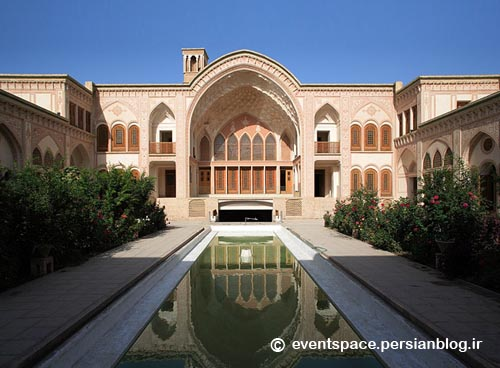الگوهای معماری ایرانی؛ الگوی ایوان - Iranian Architecture Patterns
