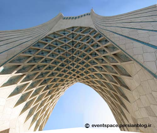 برج آزادی (شهیاد) - Azadi Tower - Shahyad