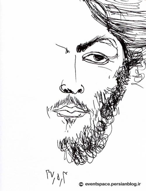 اسکیس های معماری – اسکیس های مهندس سید هادی میرمیران - Architectural Sketches - Mirmiran's Sketches